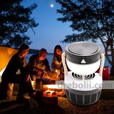 LED лампа против комари