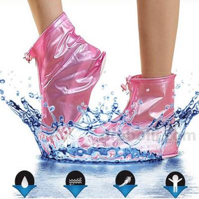 Водоустойчиви силиконови калцуни за обувки