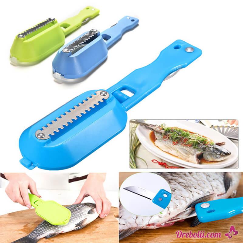 Нож за чистене на риба