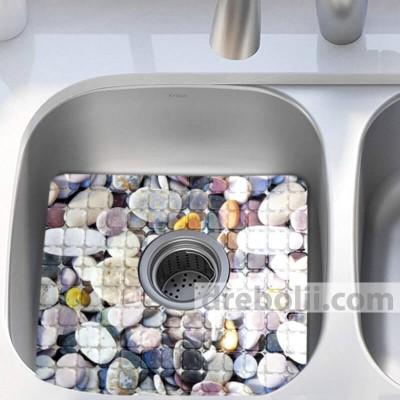 Силиконова подложка за кухненска мивка