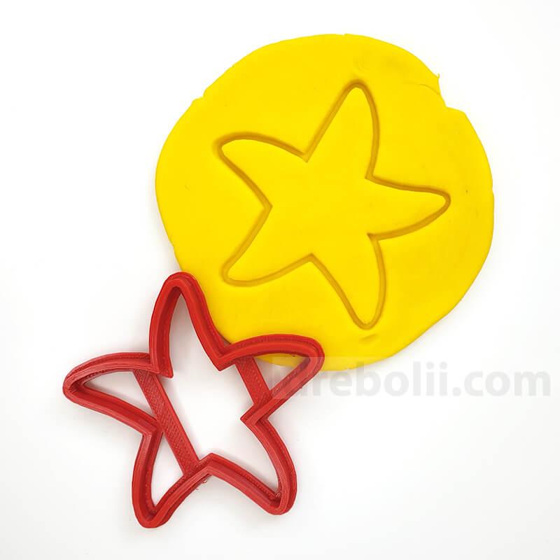 Резец за сладки, Морска Звезда