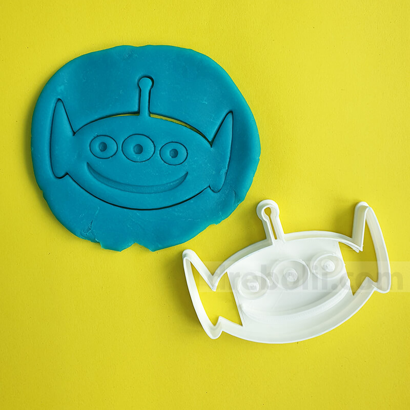 Резец за сладки, Toy Story - Alien