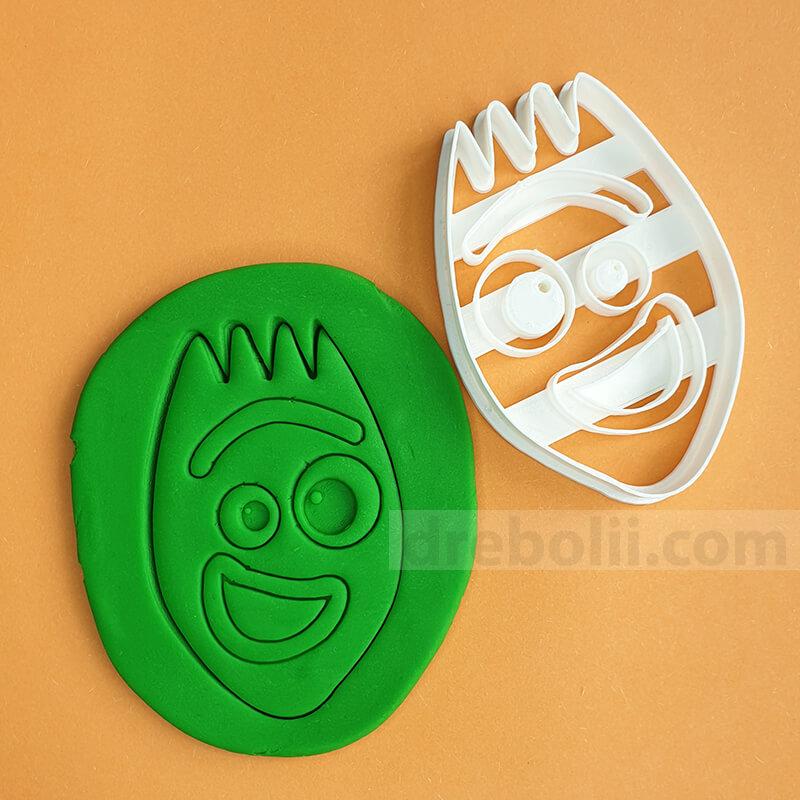 Резец за сладки, Toy Story - Forky