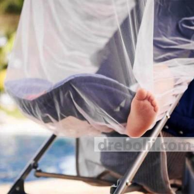 Мрежа против насекоми за детска количка
