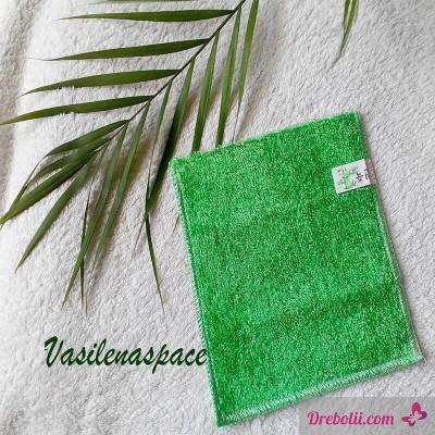 Антибактериална Бамбукова кърпа за почистване