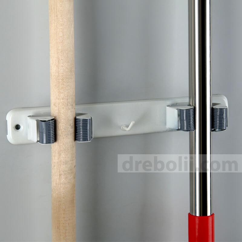 Двойна закачалка - държач за мопове