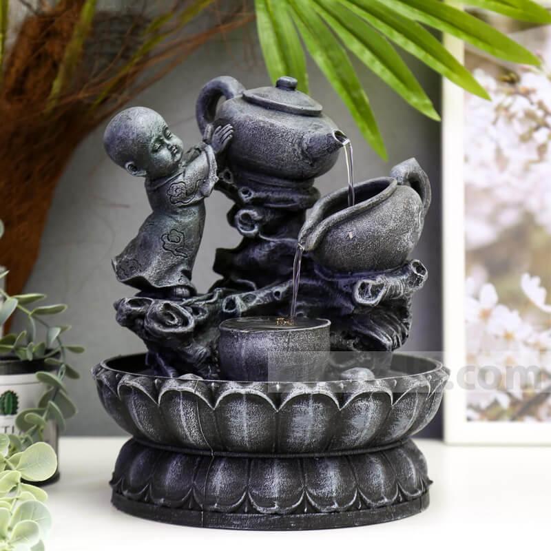 Фонтан, Малкият Буда