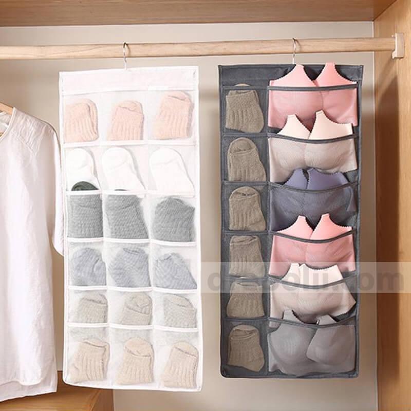 Висящ органайзер за гардероб