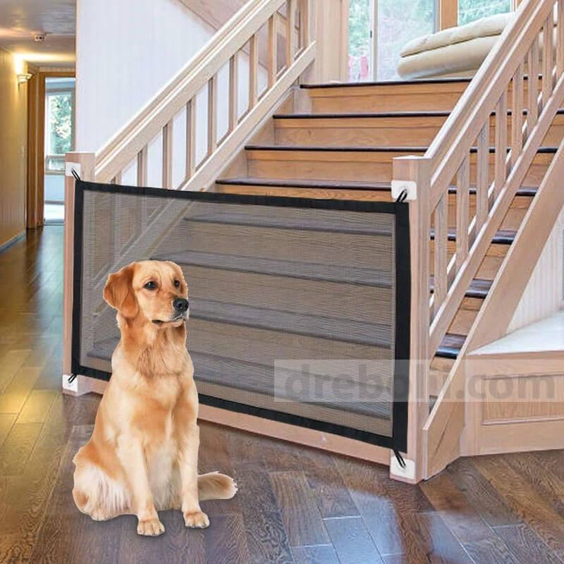 Предпазна мрежа за куче