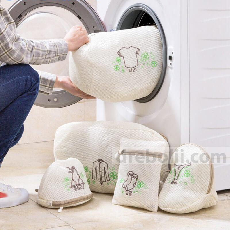 Органайзер за разделно пране и сушене на фино бельо и дрехи