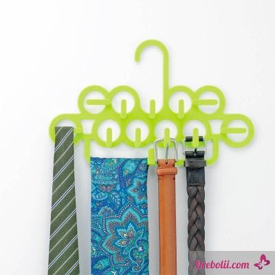 Закачалка - органайзер за шалове и колани