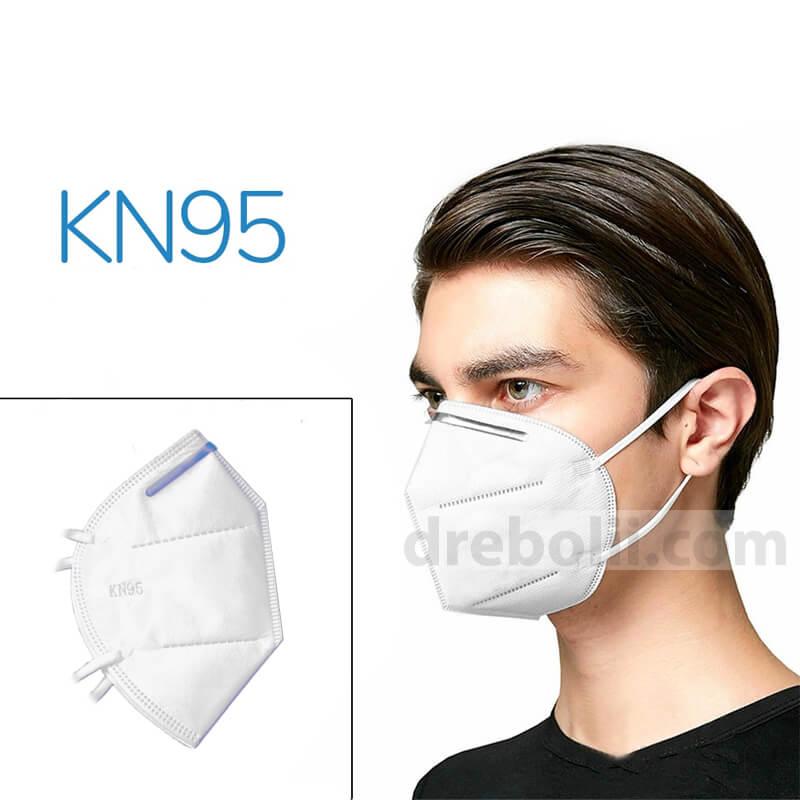 Предпазна маска за лице KN95